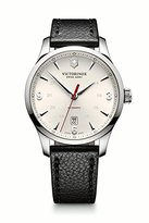Victorinox Men's Watch XL Analogue Automatic Leather 241666