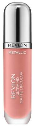Revlon Ultra HD Metallic Matte Lip Color - 0.20 fl oz