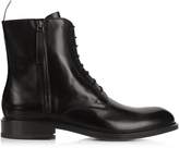 Jil Sander Lace-up leather boots