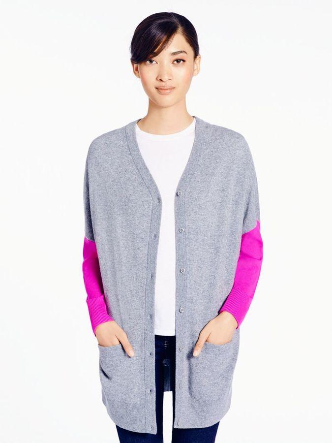 Kate Spade Oversize wool cardigan