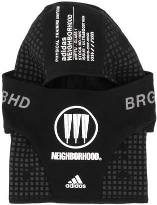 adidas x Neighborhood panelled balaclava