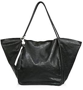 Proenza Schouler Women's Extra-Large Super Glass Leather Tote Bag