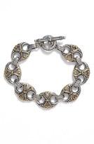 Konstantino Women's 'Hebe' Link Toggle Bracelet