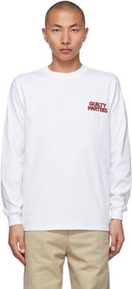 Wacko Maria White Type-2 Long Sleeve T-Shirt
