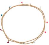 Shashi Lilu Wrap Necklace