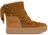 Thumbnail for your product : See by Chloe Suede Charlee Ankle Boots