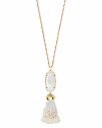Kendra ScottKendra Scott Eva Long Pendant Necklace in Gold