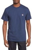 Fila Men's Usa Embroidered Box T-Shirt