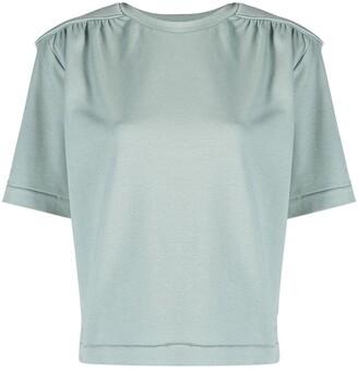 REMAIN round neck short-sleeved T-shirt