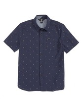 Volcom Boy's Interlude Print Woven Shirt