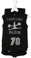 Philipp Plein Cheergang sleeveless hoodie