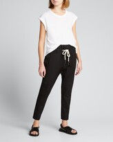 Thumbnail for your product : Bassike Relaxed Stretch Twill Pants