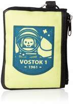 Buckle-Down Unisex-Adult's Canvas Coin Purse Vostok 1-1961