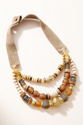 Twine & Twig Layered Desert Necklace By Twine & Twig in Assorted