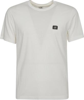 C.P. Company Logo Left Chest Detail T-shirt