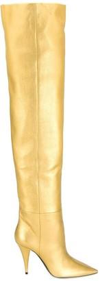 Saint Laurent Kiki over the knee boots