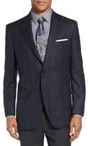 Peter Millar Men's 'Flynn' Classic Fit Check Wool Sport Coat