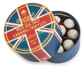 Charbonnel et Walker Sea Salt Milk Chocolate Truffles In Union Flag Gift Box