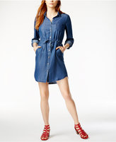 Tommy Hilfiger Shirtdress, Only at Macy's