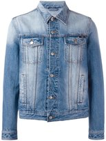 Ami Alexandre Mattiussi denim jacket - men - Cotton - XS