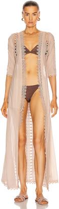Charo Ruiz Ibiza Ali Jacket in Nude | FWRD