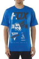Fox Racing Crinkle Mens Short Sleeve T-Shirt 2XL