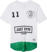 Hype Half field print t-shirt 3-14 years