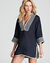 Tory Burch Pearl Tunic Swimsuit Cover Up