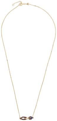 ALIITA Nadadora Completo 9kt gold necklace