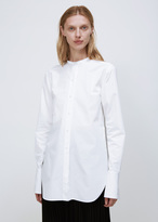 Ports 1961 white side tie shirt