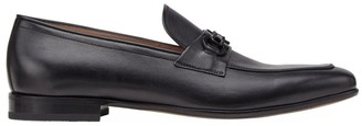Salvatore Ferragamo Reno Leather Loafers