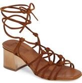 Topshop 'Napoli' Block Heel Sandal (Women)