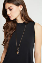 BCBGeneration In Love Long Necklace - Gold