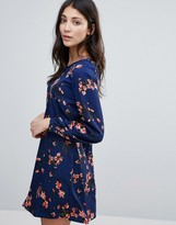 Brave Soul Floral Shift Dress