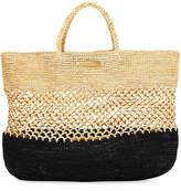 Vix Ibiza Straw Beach Bag
