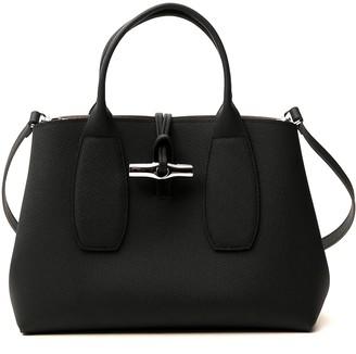 Longchamp Roseau Medium Top Handle Bag
