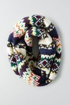 American Eagle Outfitters AE Signature Pattern Loop Scarf