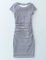 Boden Ruched Detail Dress