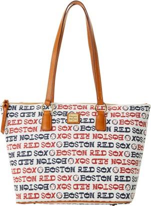 Dooney & Bourke MLB Red Sox Wren Shopper