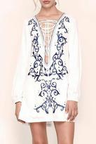 The Jetset Diaries Embroidered Dynasty Tunic