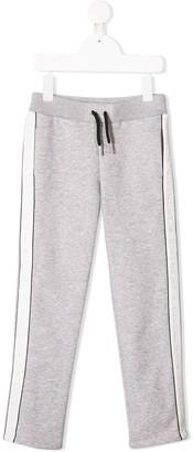 Givenchy Kids Logo Stripe Track Pants