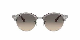 Ray-Ban Unisex's Rb4246 Clubround Sunglasses