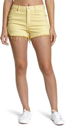 DAZE Troublemaker High Waist Shorts