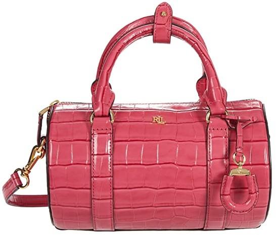 Lauren Ralph Lauren Zoey 22 Crossbody Handbags