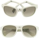 Prada Signature Plastic Sunglasses