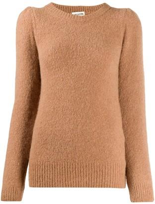 Semi-Couture Semicouture round neck jumper