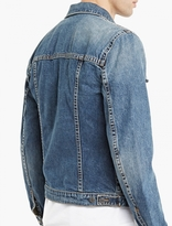 Helmut Lang Washed Denim Jacket