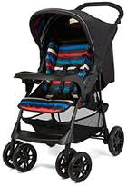 Mothercare U-Move Pushchair Travel System, Black Stripes