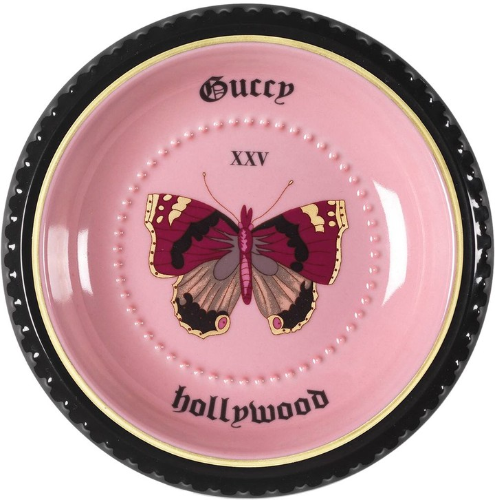 Gucci Butterfly Trinket Tray