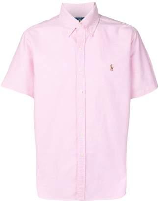 Polo Ralph Lauren logo short-sleeve shirt